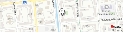 Polygraph Plus Company LTD на карте Алматы