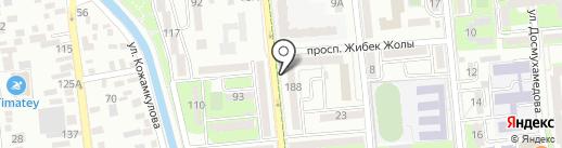 KAUSAR GROUP на карте Алматы