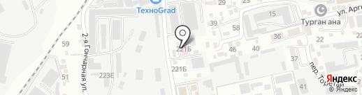 Республиканская Ветеринарная Лаборатория на карте Алматы