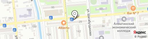 Royal Meat Corporation на карте Алматы