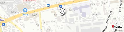 Амагел, ТОО на карте Алматы