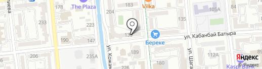 DONUM на карте Алматы