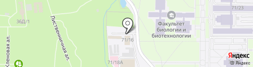 Жаңа Ұрпақ на карте Алматы