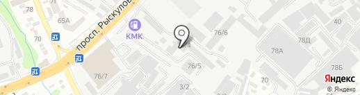 Компания по изготовлению и ремонту мебели на карте Алматы