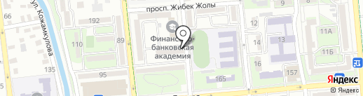 Pay-Logic на карте Алматы