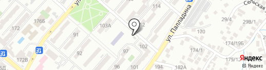 RUSBES на карте Алматы