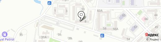 777 на карте Алматы