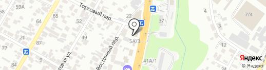 Auto Expert на карте Алматы