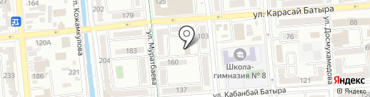 Proteindom.kz на карте Алматы