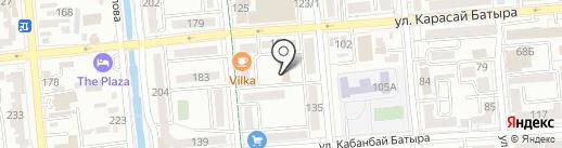 Cloud Life на карте Алматы