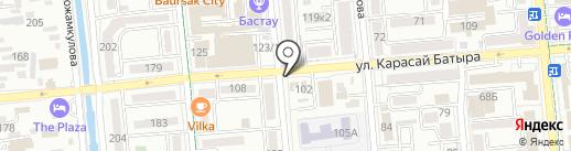 Bingo Loto на карте Алматы