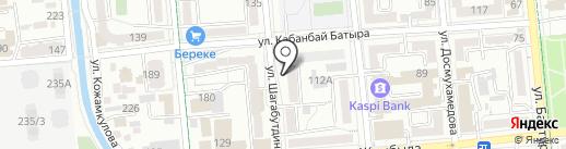 СОЮЗ на карте Алматы