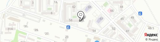 МойДодыр на карте Алматы