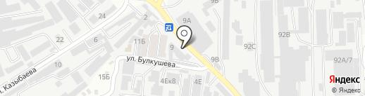 ЭлектроТехСнаб на карте Алматы