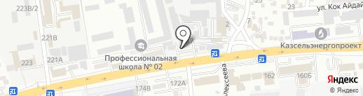 GO DANCE на карте Алматы