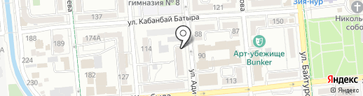 The Beauty Room на карте Алматы