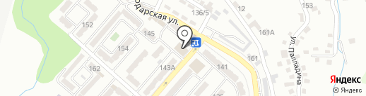 Князь на карте Алматы