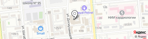 Agora на карте Алматы