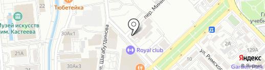 Progres Stom на карте Алматы