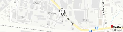 Чайка, продуктовый магазин Ничипуренко И.В. на карте Алматы