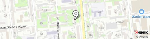 Трэндовые Системы Gnom на карте Алматы
