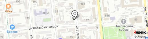 АйПиМатика на карте Алматы