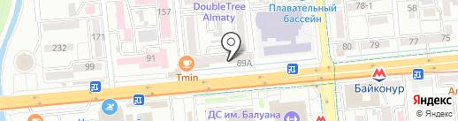 Prof Mimika на карте Алматы