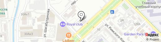Gifs, ТОО на карте Алматы