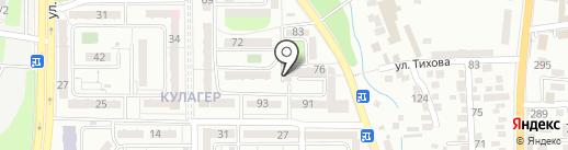 Real Fit на карте Алматы