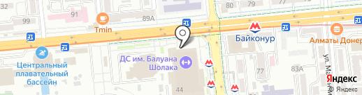 Sport team brothers на карте Алматы