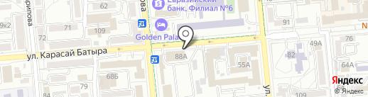 Suni Aesthetic на карте Алматы