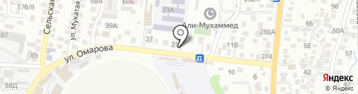 Maniakcarworks на карте Алматы