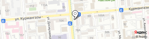 BN beauty на карте Алматы
