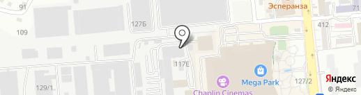 Lensmark.kz на карте Алматы