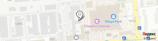 AN BAT RETAIL, ТОО на карте Алматы
