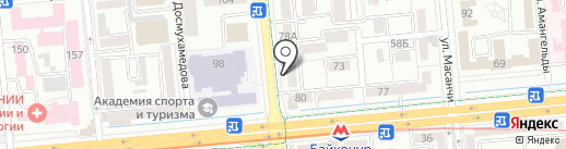 Trust Exchange на карте Алматы