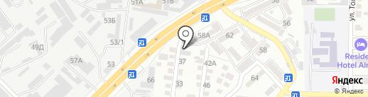 Tip Top на карте Алматы