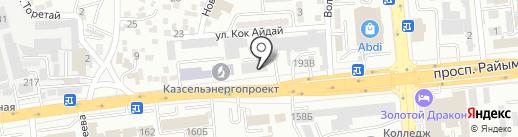 Bruker bliss на карте Алматы