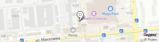 MK-STYLE на карте Алматы