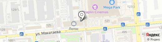 Бастау и Ко, ТОО на карте Алматы