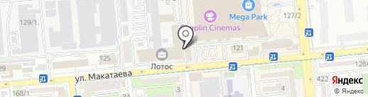 Velvetstudio.kz на карте Алматы