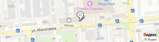 UM Group на карте Алматы