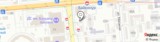 Центр косметической коррекции и Аюрведы Скурихиной Натальи на карте Алматы