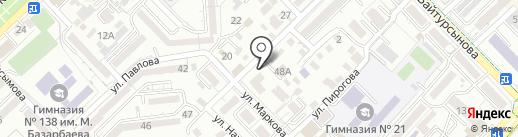 Venec на карте Алматы