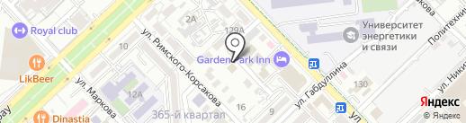 Sushi24 на карте Алматы