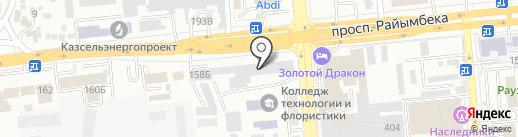 VIPRAZBOR.KZ на карте Алматы
