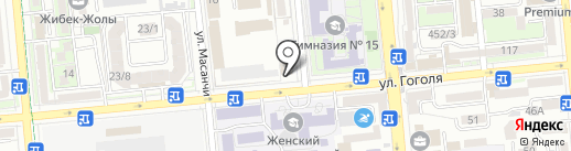 Volmax Group на карте Алматы