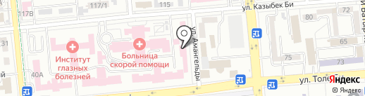 Pharmacom на карте Алматы