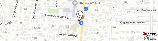 Vikar Company на карте Алматы