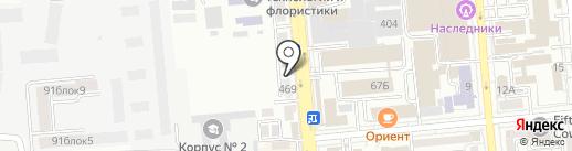 Palgrich.kz на карте Алматы